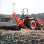 Sigalarm Backhoe Power Lines