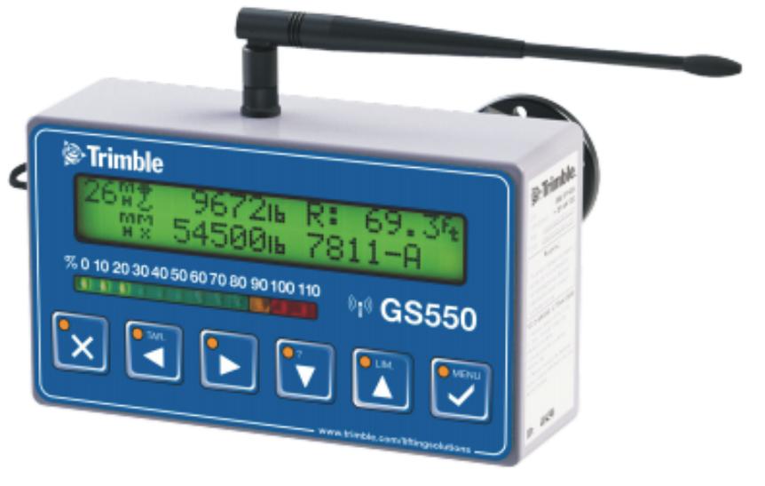 Trimble LSI GS550